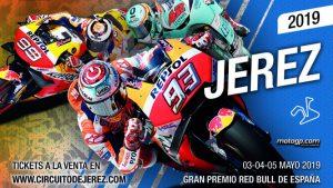 Cartel de GP Jerez 2019