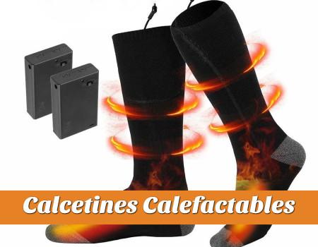 Calcetines con calefaccion