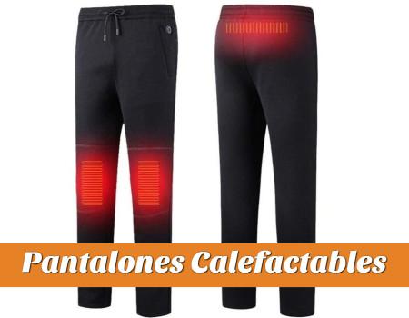 Pantalones con calefaccion